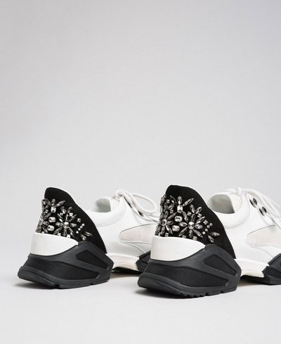 Twin-Set - Sneakers per DONNA online su Kate&You - 192TCT112 K&Y5018