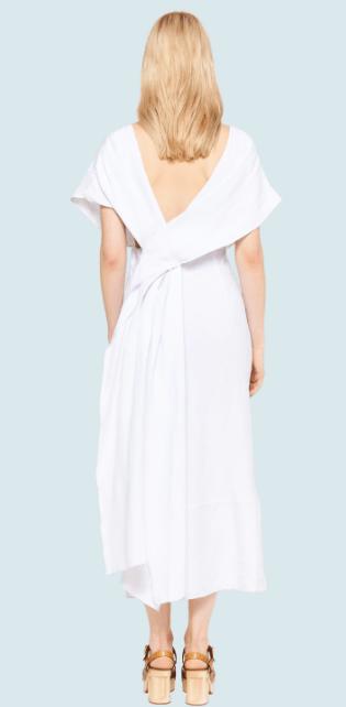 Длинные платья - Miu Miu для ЖЕНЩИН онлайн на Kate&You - MF3755_5R4_F0009 - K&Y7447
