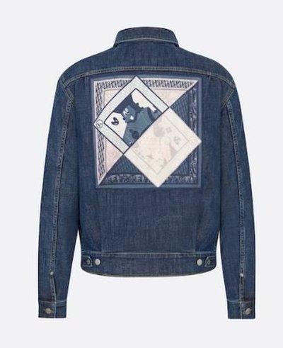 Dior Denim Jackets MKII Kate&You-ID11209