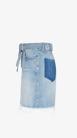 Givenchy - Mini-jupes pour FEMME online sur Kate&You - BW40F750JT-452 K&Y9868