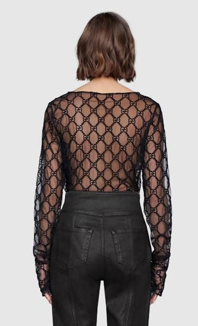 Gucci - T-shirts - for WOMEN online on Kate&You - 574407 XJA86 1000 K&Y11743