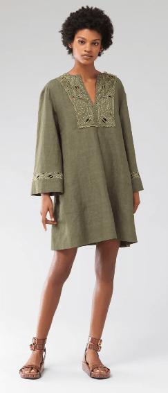 Chloé - Short dresses - for WOMEN online on Kate&You - CHC20ARO0114837J K&Y10248