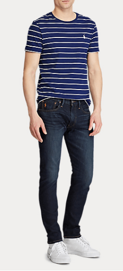 Ralph Lauren - Jeans gamba dritta per UOMO online su Kate&You - 525990 K&Y10048
