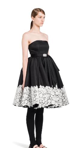 Prada - Short dresses - for WOMEN online on Kate&You - 230638_1YHE_F0967_S_211 K&Y10413