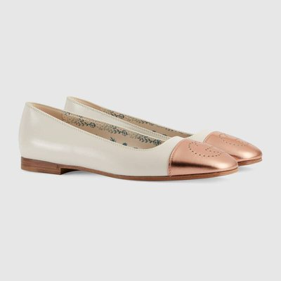 Gucci Ballerina Shoes Kate&You-ID10709