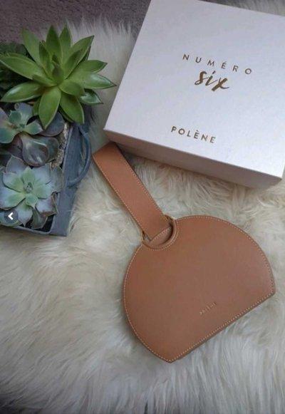 Polene - Mini Sacs pour FEMME online sur Kate&You - Polene Paris Camel 1 K&Y1746