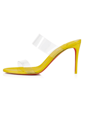 Christian Louboutin - Sandales pour FEMME Just Nothing online sur Kate&You - 3200648Y210 K&Y8398