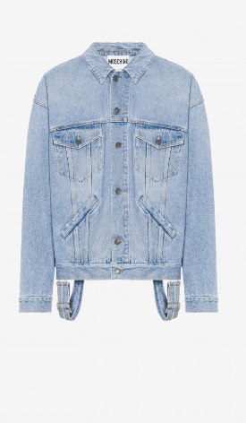 Moschino Denim Jackets Kate&You-ID9397