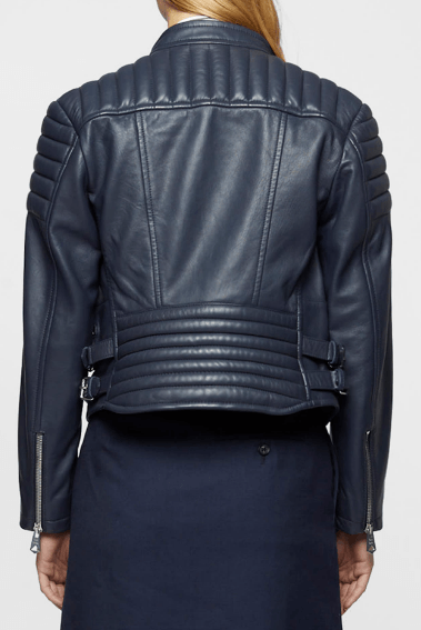 Paul Smith - Leather Jackets - for WOMEN online on Kate&You - W1R-142J-E10426-47 K&Y10563