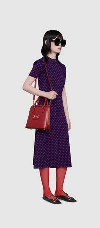Gucci Tote Bags Sac à main détail Gucci Horsebit 1955 petite taill Kate&You-ID8380