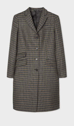 Paul Smith Single Breasted Coats Kate&You-ID10486