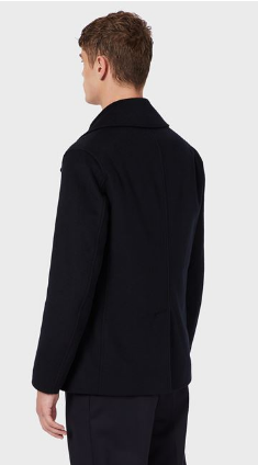 Emporio Armani - Single-Breasted Coats - for MEN online on Kate&You - 6H1BF01NYBZ10669 K&Y10420