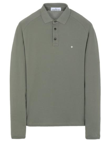 Stone Island Polo Shirts Kate&You-ID8091