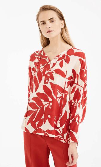 Рубашки - Max Mara для ЖЕНЩИН онлайн на Kate&You - 6111020706002 - ABACO - K&Y7066