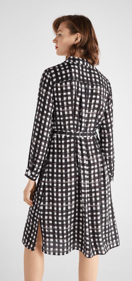 Cortefiel - Robes Mi-longues pour FEMME online sur Kate&You - 1877887 K&Y7283