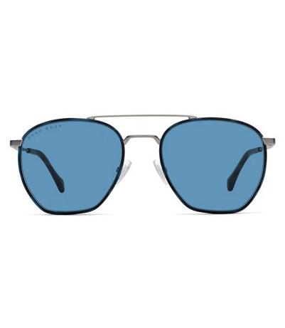 Солнцезащитные очки - Hugo Boss для МУЖЧИН онлайн на Kate&You - 1090/SR8157KU - 58078461 - K&Y7445
