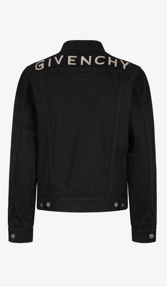 Givenchy - Vestes en Jean pour HOMME online sur Kate&You - BM00BQ50C3-001 K&Y8854