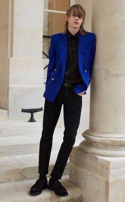 Yves Saint Laurent - Shirts - for MEN online on Kate&You - 646850Y1D871000 K&Y11930