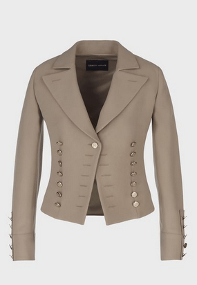 Giorgio Armani - Cropped Jackets - for WOMEN online on Kate&You - 0WHGG0H0T008A1U6BA K&Y9359