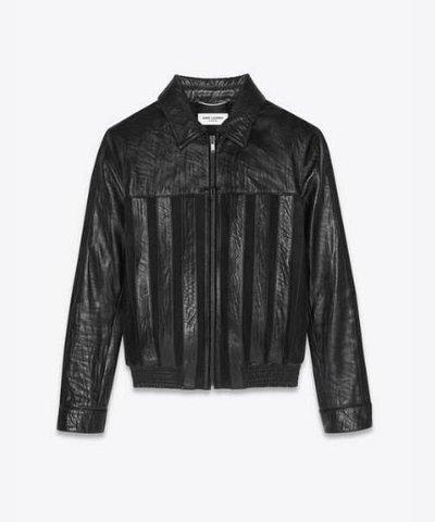 Yves Saint Laurent Кожаные куртки Kate&You-ID11661