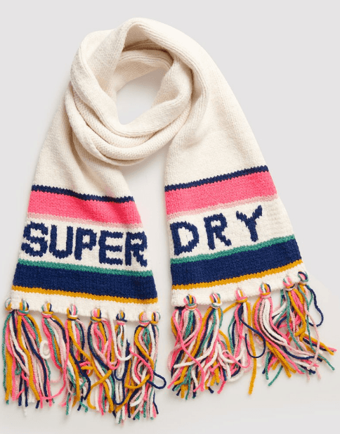 Superdry Foulards & Écharpes Kate&You-ID5482