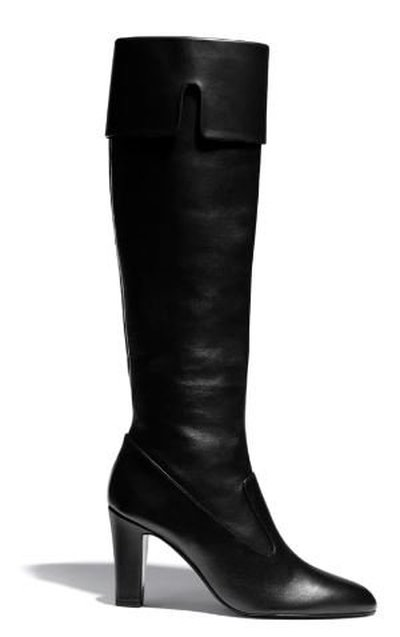Chanel Boots Kate&You-ID10660