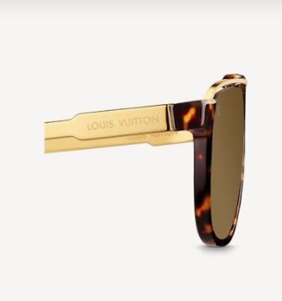 Louis Vuitton Солнцезащитные очки MASCOT Kate&You-ID10991