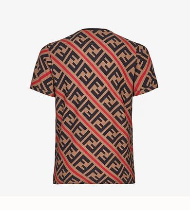 Fendi - T-Shirts & Débardeurs pour HOMME online sur Kate&You - FY0894A7A8F13J8 K&Y7795