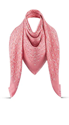 Louis Vuitton - Scarves - Châle Monogram Umbra for WOMEN online on Kate&You - M76363 K&Y8836