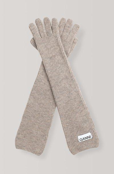 Ganni - Gants pour FEMME online sur Kate&You - A2109 K&Y2919