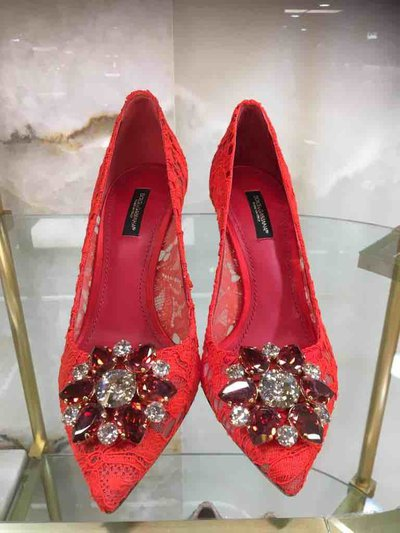 Dolce & Gabbana Escarpins Escarpin Bellucci Kate&You-ID1540
