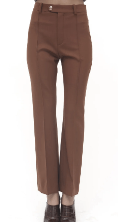 Chloé High-Waisted Trousers Kate&You-ID10354