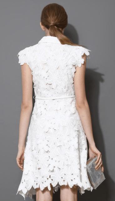 Chicwish - Vestiti a 3/4 per DONNA online su Kate&You - 20140410022 K&Y7313