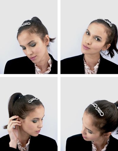 Maison Michel - Accessoires cheveux pour FEMME online sur Kate&You - 3068007001 K&Y4702