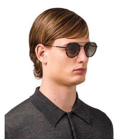 Prada - Sunglasses - Game for MEN online on Kate&You - SPR56X_E05A_F01X1_C_049  K&Y11299