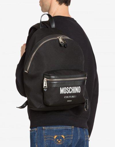 Moschino - Zaini & Marsupi per UOMO online su Kate&You - 192Z1A760682012555 K&Y3992