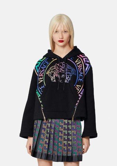 Versace - Sweatshirts & Hoodies - for WOMEN online on Kate&You - 1001579-1A01174_2B070 K&Y11812