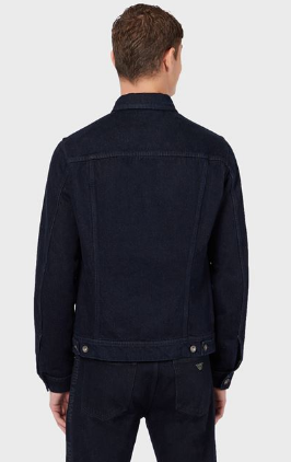 Emporio Armani - Denim Jackets - for MEN online on Kate&You - 6H1B871DP3Z1F947 K&Y10419