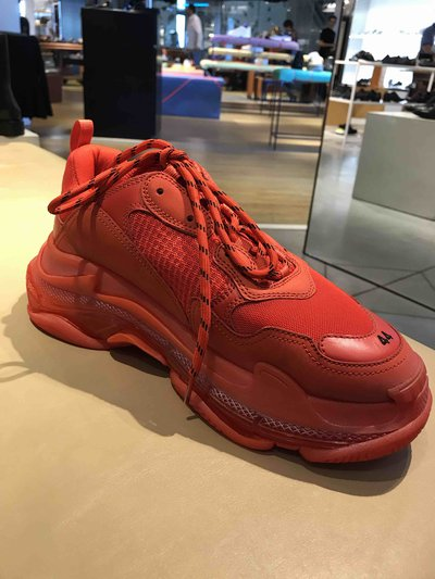 Balenciaga - Trainers - triple S clear sole for MEN online on Kate&You - K&Y1639