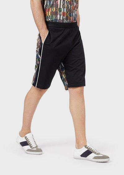 Giorgio Armani Shorts Kate&You-ID2094