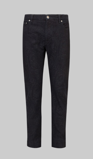 Etro Slim-Fit Trousers Kate&You-ID7459