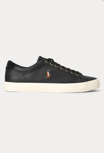 Ralph Lauren Trainers Baskets Longwood Kate&You-ID8532