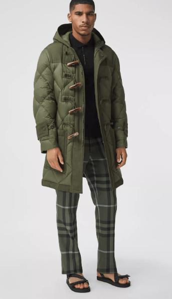 Burberry - Parkas & Duffle Coats - for MEN online on Kate&You - 80371621 K&Y10593