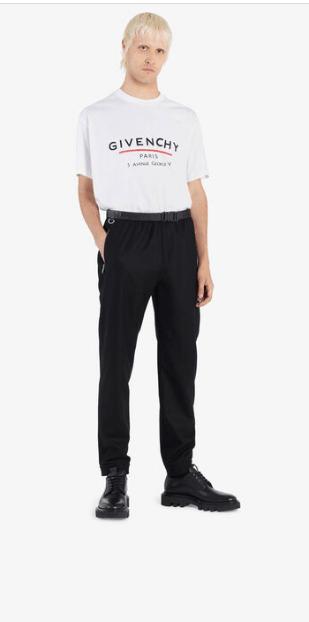 Givenchy - T-shirts & canottiere per UOMO online su Kate&You - BM70U23002-100 K&Y6016