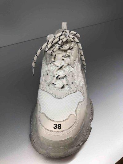 Balenciaga - Sneakers per DONNA Trainers Triple S online su Kate&You - 524036W09E19000 K&Y1477