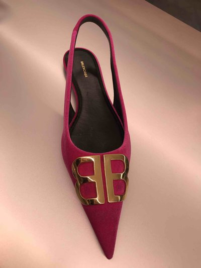 Balenciaga - Ballerina Shoes - Ballerines Slingback for WOMEN online on Kate&You - K&Y1574