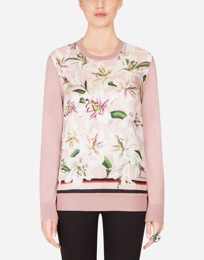 Dolce & Gabbana - Pulls pour FEMME online sur Kate&You - FX469TJASHBHFKK8 K&Y2038