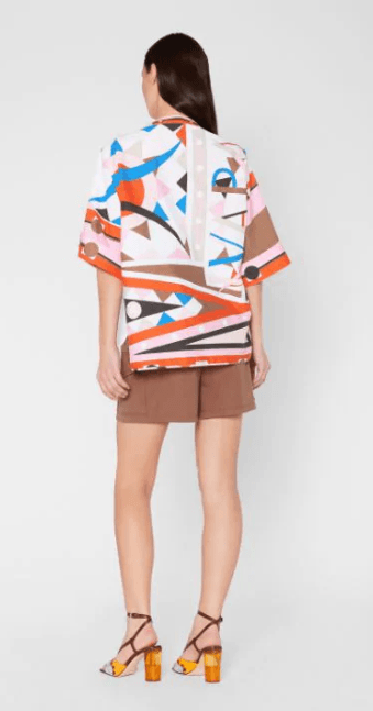 Emilio Pucci - Camicie per DONNA online su Kate&You - 0HRM010H758007 K&Y8159