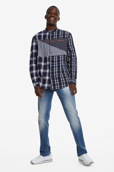 Desigual - Shirts - for MEN online on Kate&You - 19WMCW045000 K&Y2587
