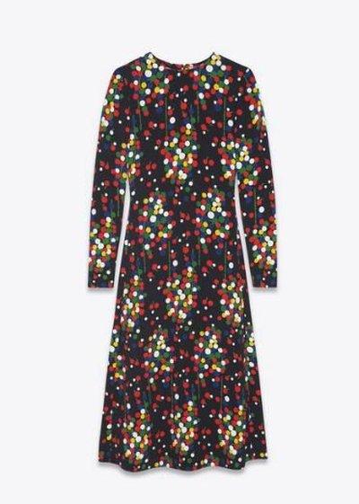 Yves Saint Laurent Платья средней длины Kate&You-ID11889